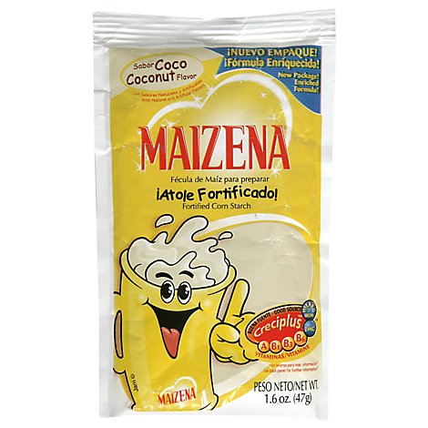 Maizena Corn Starch Coconut - 1.6 Oz