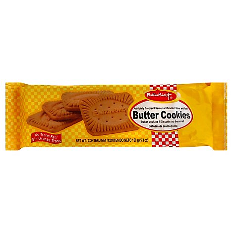 Butterkist Cookies Butter- 5.3 Oz