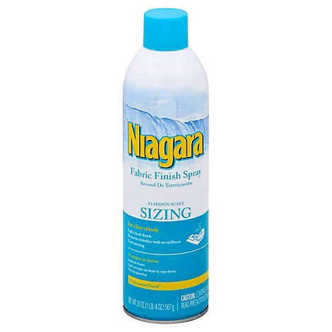 Niagara Fabric Finish Spray Sizing - 20 Fl. Oz.