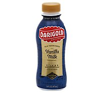 Darigold Old Fashioned Vanilla Milk - 16 Fl. Oz.