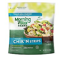 MorningStar Farms Veggie Meal Starters Chikn Strips Original - 10 Oz