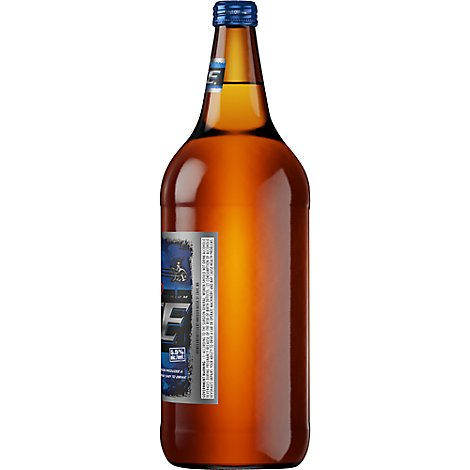 Budweiser Ice Beer In Bottles - 40 Fl. Oz.