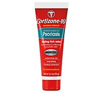 Cortizone 10 Anti-Itch Lotion Maximum Strength for Psoriasis - 3.4 Oz