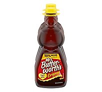 Mrs Butterworths Original Syrup - 36 Oz