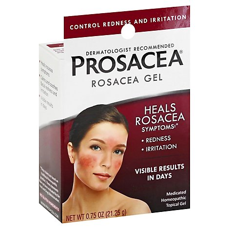 Prosacea Gel Rosacea Treatment - .75 Oz