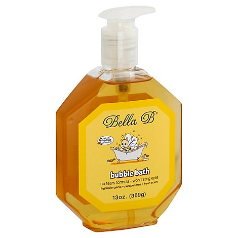 Bubble Bath Bottle - 13 Oz