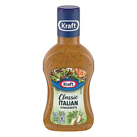 Kraft Vinaigrettes Olive Oil Italian - 14 Fl. Oz.