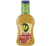 Kraft Vinaigrettes Olive Oil Parmesan Pesto - 14 Fl. Oz.