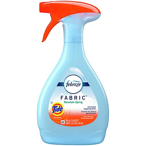 Febreze Fabric Refresher Spray With Tide Original Scent Limited Edition Jug - 27 Fl. Oz.