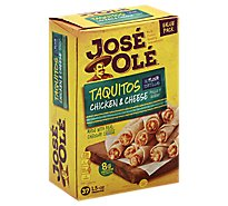 Jose Ole Chicken & Cheese Flour Taquito - 55.5 Oz