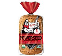 Daves Killer Bread Organic Powerseed - 25 Oz