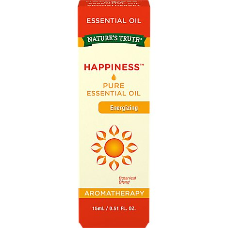Nt Happiness Oil - .51 Oz