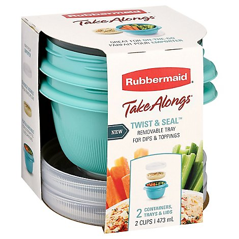 Rub 2 Cup Breakfast To Go - 2 Count