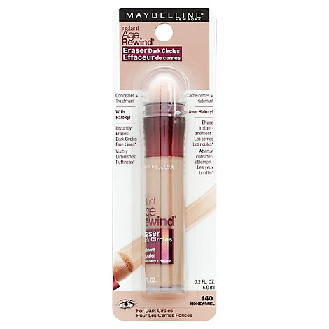 Maybelline Instant Age Rewind Eraser Eye Concealer Honey - Each