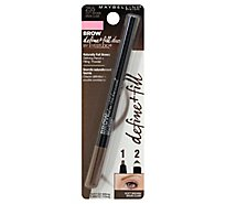 Maybelline Eyestudio Brow Define+Fill Duo Soft Brown 255 - Each