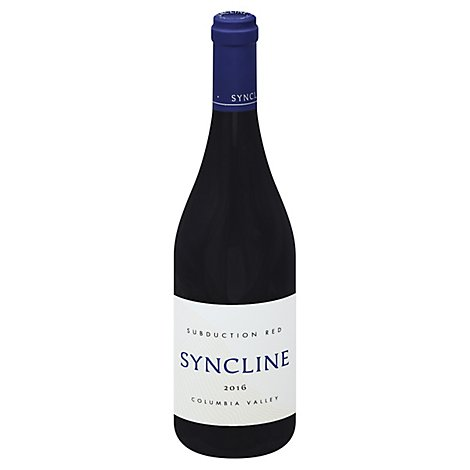 Syncline Subduction Red Wine - 750 Ml