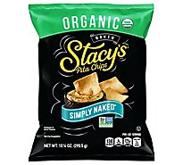 Stacys Pita Chips Organic - 10.25 Oz