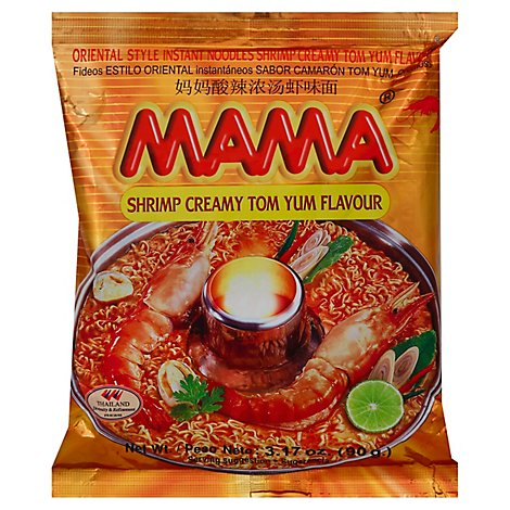 Mama Instant Noodle-Crmy Tom - 90 Gm