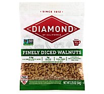 Diamond of California Nut Toppings 100% Walnuts - 2.25 Oz