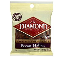 Diamond of California Pecans Halves - 2.25 Oz