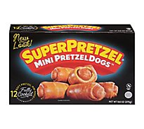 Superpretzel Pretzeldogs Original - 9.6 Oz
