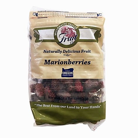 Willamette Valley Fruit Frozen Marionberry - 32 Oz