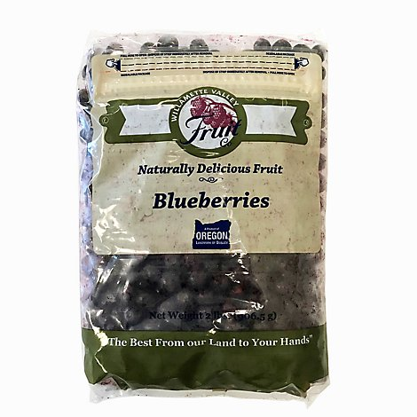 Willamette Valley Fruit Frozen Blueberry - 32 Oz