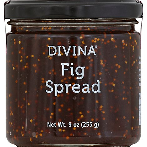Divina Spread Fig - 9 Oz