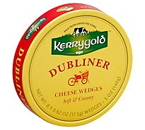 Kerrygold Dubliner Creamy Cheese Wedge - 5 Oz