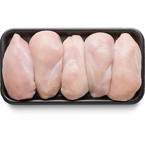 Boneless Skinless Chicken Breast Value Pack - 3.50 Lbs.