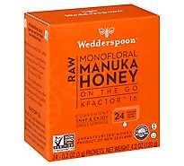 Wedderspoon Manuka Honey KFactor 16 On The Go - 120 Gram
