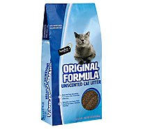 Signature Pet Care Cat Litter Unscented Original Formula - 10 Lb