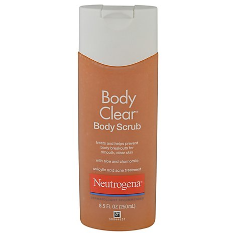 Neutrogena Body Scrub Body Clr - 8.5 Fl. Oz.