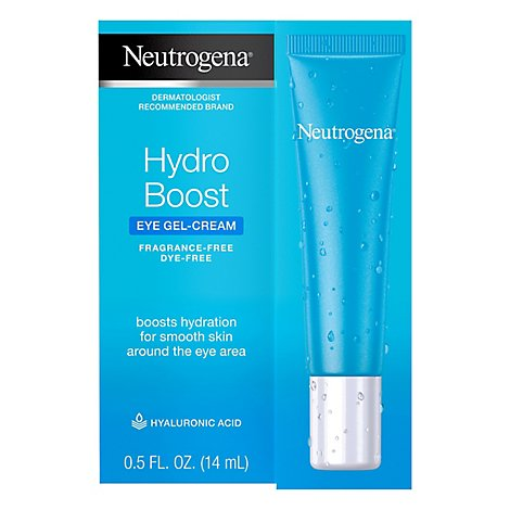 Neutrogena Eye Gel-Cream Hydro Boost - 0.5 Fl. Oz.