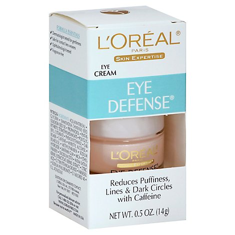 LOreal Eye Defense Eye Cream - 0.5 Oz