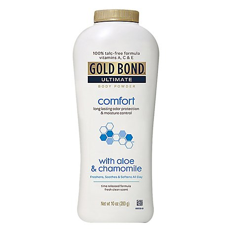 Gold Bond Body Powder Comfort - 10 Oz