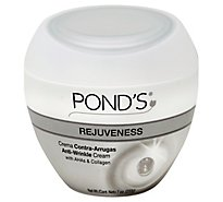 Ponds Face Cream Rejuveness Anti Wrinkle - 7 Fl. Oz.