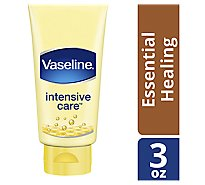 Vaseline Lotion Intensive Care Essential Healing - 3 Oz