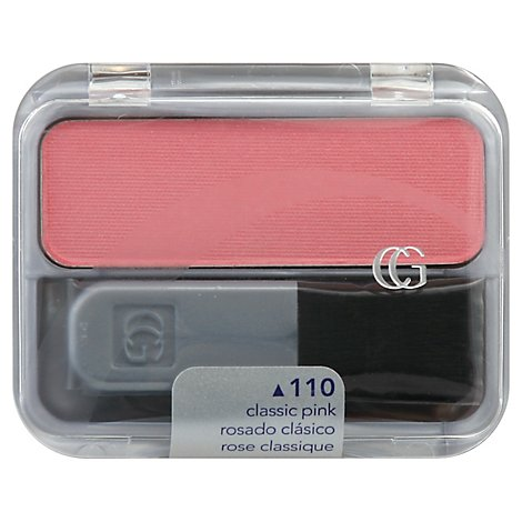 COVERGIRL Cheekers Blush Classic Pink 110 - 0.12 Oz