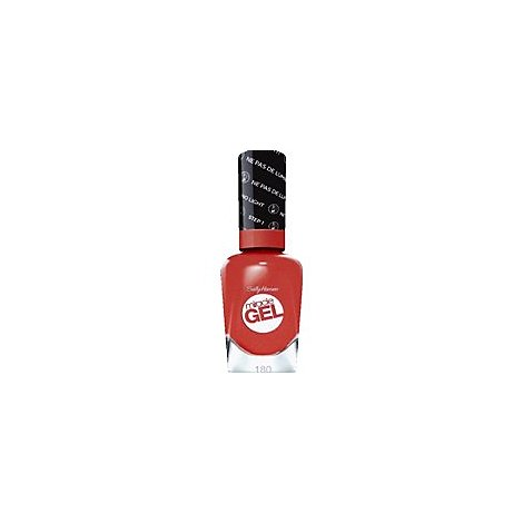 Sally Hansen Miracle Gel Nail Rosy Riviter - .5 Oz