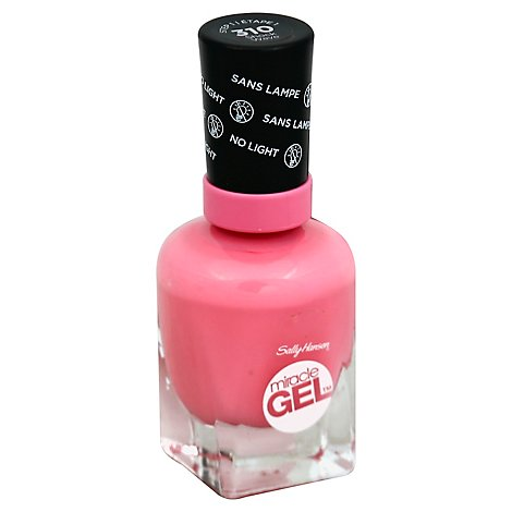 Sally Hansen Mircle Gel Nail Sock Wave - .50 Oz
