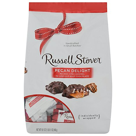 Pecan Delight Gusset Bag - 16.1 Oz