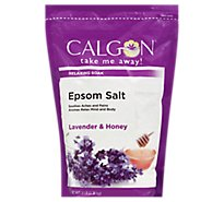 Calgon Epsom Salt Lavender & Honey - 3 Lb