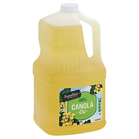 Signature SELECT Oil Canola Pure - 1 Gallon