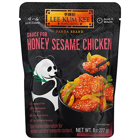 Lee Kum Kee Honey Sesame Chicken - 8 Oz