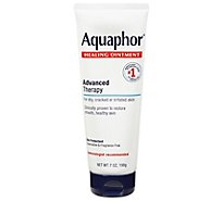 Aquaphor Healing Ointment Advanced Therapy - 7 Oz