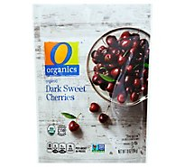 O Organics Organic Cherries Dark Sweet - 10 Oz
