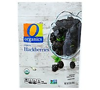 O Organics Organic Blackberries - 10 Oz