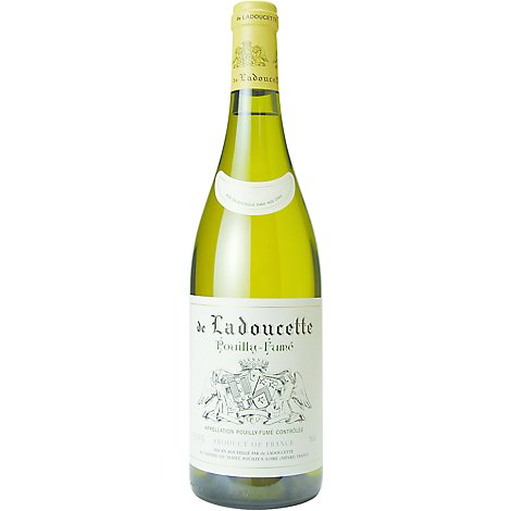 Ladoucette Pouilly Fume White - 750 Ml