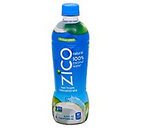 ZICO Coconut Water Natural - 16.9 Fl. Oz.
